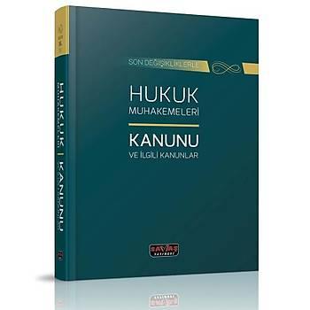 Hukuk Muhakemeleri Kanunu ve Ýlgili Kanunlar - Savaþ Yayýnlarý Kanun Metinleri Eylül 2019