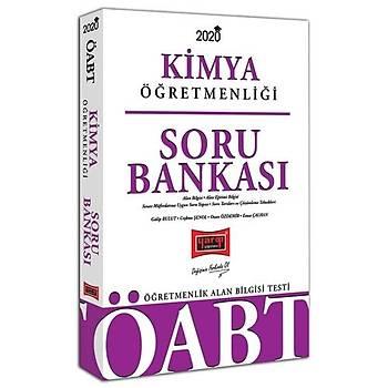 ÖABT Kimya Öðretmenliði Soru Bankasý Yargý Yayýnlarý 2020