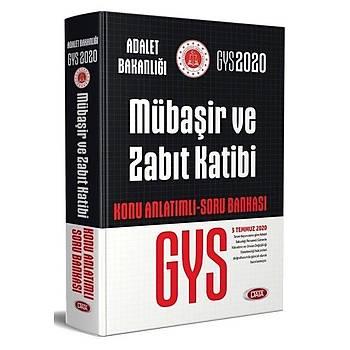 Data 2020 GYS Adalet Bakanlýðý Mübaþir ve Zabýt Katibi Konu Anlatýmlý Soru Bankasý Görevde Yükselme Data Yayýnlarý