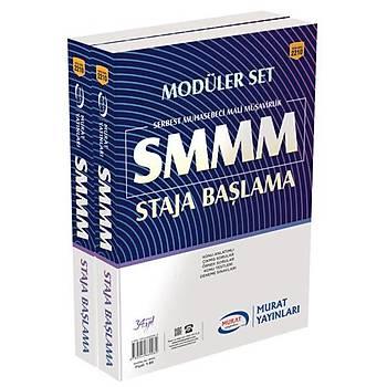 SMMM Staja Baþlama Konu Anlatýmlý Modüler Set Murat Yayýnlarý 2017