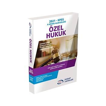 Murat Yayýnlarý KPSS A Grubu Özel Hukuk Konu Anlatýmlý  2021