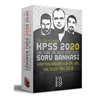 KPSS Tüm Dersler Soru Bankasý Genel Yetenek Genel Kültür Benim Hocam Yayýnlarý 2020