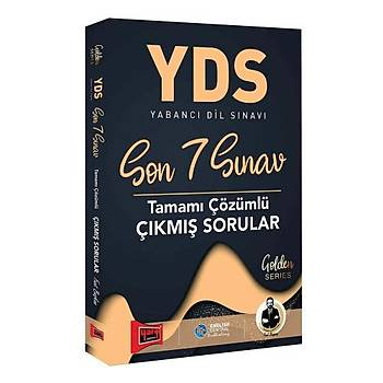YDS Son 7 Sýnav Tamamý Çözümlü Çýkmýþ Sorular Yargý Yayýnlarý