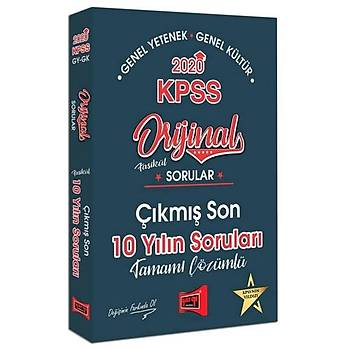KPSS Son 10 Yýl Fasikül Çýkmýþ Sorular Genel Yetenek Genel Kültür Yargý Yayýnlarý 2020