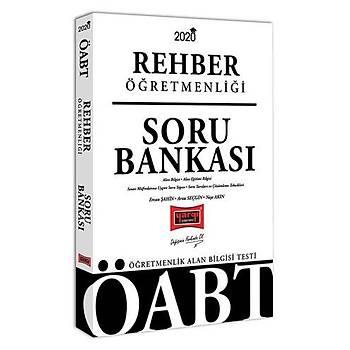 ÖABT Rehber Öðretmenliði Soru Bankasý Yargý Yayýnlarý 2020