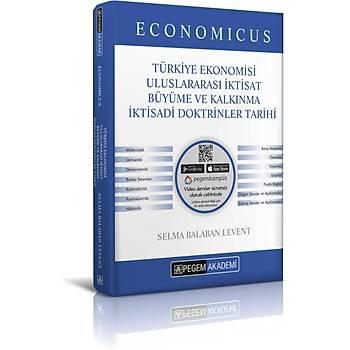 2019 KPSS A Grubu Economicus Türkiye Ekonomisi, Uluslararasý Ýktisat, Büyüme ve Kalkýnma, Ýktisadi Doktrinler Tarihi Konu Anlatýmý