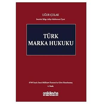 Türk Marka Hukuku - Uður Çolak