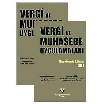 Vergi ve Muhasebe Uygulamalarý (2 Cilt) - Mehmet Emin Akyol, Muzaffer Küçük