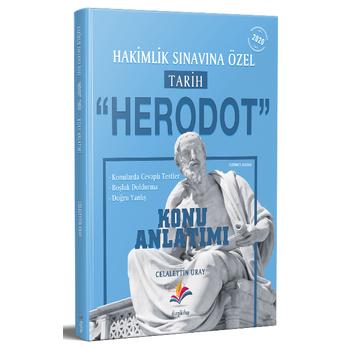 HERODOT Hakimlik Sýnavýna Özel Tarih Konu Anlatýmý Dizgi Kitap Yayýnlarý 2020