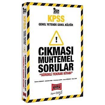 KPSS Genel Yetenek Genel Kültür Çözümlü Çýkmasý Muhtemel Sorular Yargý Yayýnlarý 2021