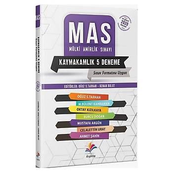 Dizgi Kitap 2020 MAS Kaymakamlýk 5 Deneme Dizgi Kitap Yayýnlarý