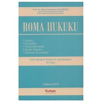Roma Hukuku - Özcan Karadeniz Çelebican