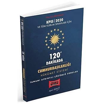 120 Dakikada Cumhurbaþkanlýðý Hükümet Sistemi Yargý Yayýnlarý 2020