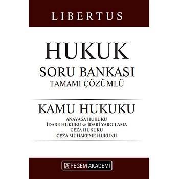 2020 KPSS A Grubu Libertus Hukuk Tamamý Çözümlü Soru Bankasý (Kamu Hukuk)