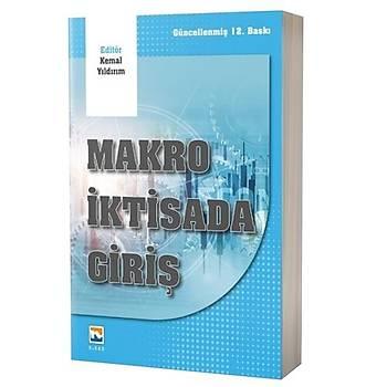 Makro Ýktisada Giriþ - Kemal Yýldýrým