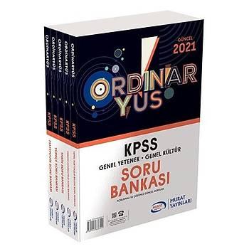 KPSS Ordinaryüs Modüler Soru Bankasý GK-GY Murat Yayýnlarý 2021
