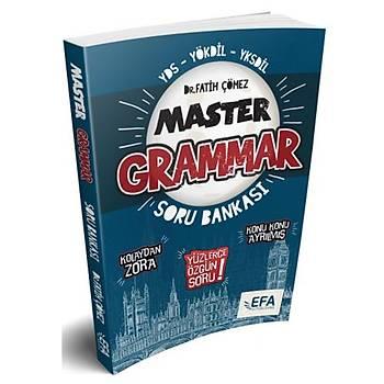 YDS YÖKDÝL YKSDÝL Master Grammar Kolaydan Zora Soru Bankasý Benim Hocam Yayýnlarý
