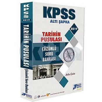 2019 KPSS Tarihin Pusulasý Çözümlü Soru Bankasý Altý Þapka Yayýnlarý