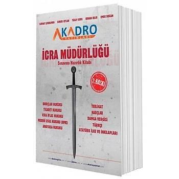 Ýcra Müdürlüðü Hazýrlýk Kitabý 2. Baský A Kadro Yayýnlarý 2020