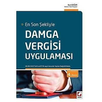 Damga Vergisi Uygulamasý - Nuri Deðer