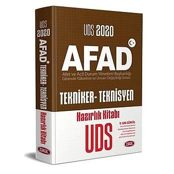 Data 2020 GYS UDS AFAD Tekniker-Teknisyen Konu Anlatýmlý Hazýrlýk Kitabý Görevde Yükselme Data Yayýnlarý