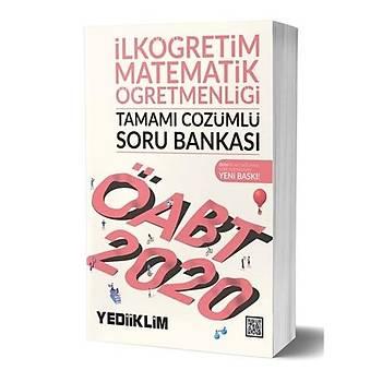 ÖABT Ýlköðretim Matematik Öðretmenliði Soru Bankasý Yediiklim Yayýnlarý 2020