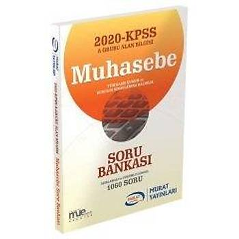 2020 KPSS A Grubu Muhasebe Soru Bankasý Murat Yayýnlarý