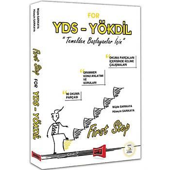 Yargý Yayýnlarý FIRST STEP for YDS - YÖKDÝL