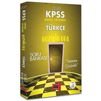 2019 KPSS Kozmik Oda Türkçe Tamamý Çözümlü Soru Kitabý Yargý Yayýnlarý