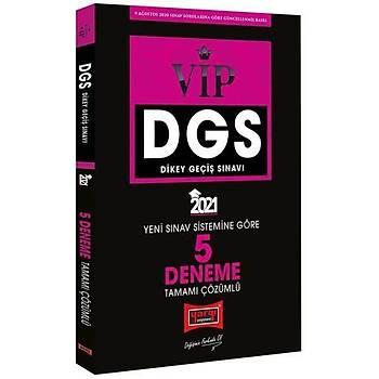 Yargý Yayýnlarý 2021 DGS VIP Yeni Sýnav Sistemine Göre Tamamý Çözümlü 5 Deneme