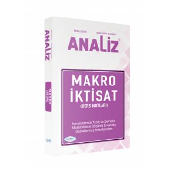 Analiz Makro Ýktisat Ders Notlarý 2. Baský Monopol Yayýnlarý