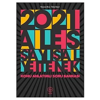 ALES Tek Kitap Sayýsal Yetenek Konu Anlatýmlý Soru Bankasý Nisan Kitabevi Yayýnlarý 2021