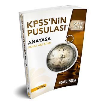Doðru Tercih Yayýnlarý 2018 KPSS'nin Pusulasý Anayasa Konu Anlatýmý