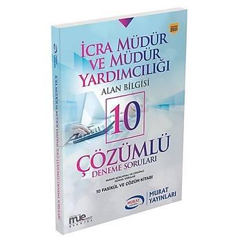 Murat 2019 Ýcra Müdür ve Yardýmcýlýðý Alan 10 Deneme Murat Yayýnlarý