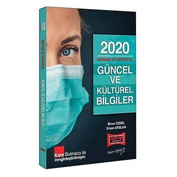 Yargý Yayýnlarý 2020 Dünyada ve Türkiye'de Güncel ve Kültürel Bilgiler
