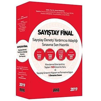Sayýþtay Final Sayýþtay Denetçi Yardýmcýsý Adaylýðý Sýnavýna Son Hazýrlýk Soru Bankasý Savaþ Yayýnlarý 2019 + Sanat Tarihi Ders Notu