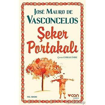CAN YAYINLARI ÞEKER PORTAKALI VASCONCELOS