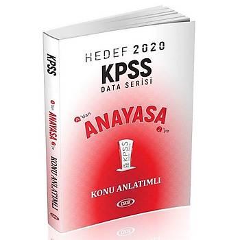 Data 2020 KPSS Anayasa Konu Anlatýmlý Data Yayýnlarý