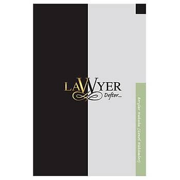 Borçlar Hukuku (Genel Hükümler) Notlu Öðrenci Defteri Lawyer Defter Aralýk 2018