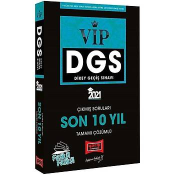 Yargý 2021 DGS VIP Çýkmýþ Sorular Son 10 Yýl Çözümlü Yargý Yayýnlarý