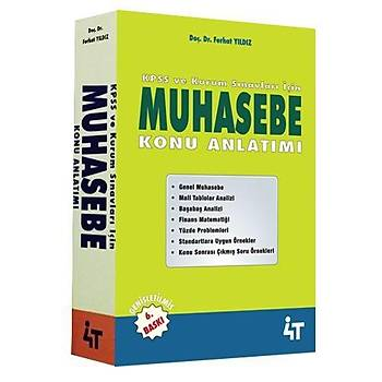 KPSS Muhasebe Konu Anlatýmlý Ferhat Yýldýz