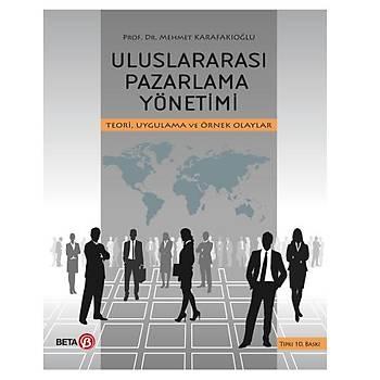"""""""Uluslararasý Pazarlama Yönetimi - Mehmet Karafakioðlu"""""""