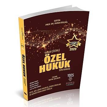 Savaþ Yayýnlarý BEST OF KPSS A Özel Hukuk Soru Bankasý Tamamý Çözümlü 2020