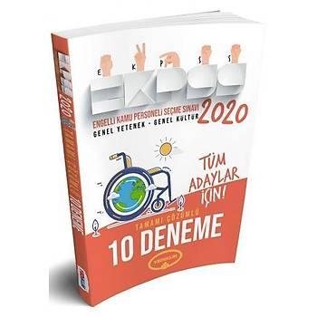 EKPSS Tüm Adaylar Ýçin Tamamý Çözümlü 10 Deneme Yediiklim Yayýnlarý 2020