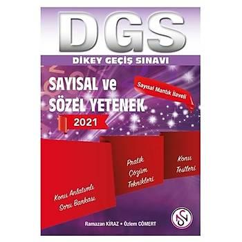 DGS Sayýsal Sözel Yetenek Konu Anlatýmlý Soru Bankasý Nisan Kitabevi Yayýnlarý 2021