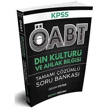 Benim Hocam Yayýnlarý 2020 KPSS ÖABT Din Kültürü ve Ahlak Bilgisi Tamamý Çözümlü Soru Bankasý