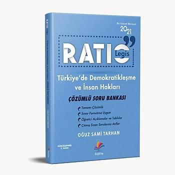 Ratio Legis Türkiye de Demokratikleþme ve Ýnsan Haklarý Soru Bankasý Çözümlü Dizgi Kitap 2021