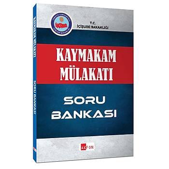 Kaymakamlýk Mülakat Çalýþma Kitabý Þubat 2020