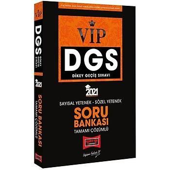 Yargý Yayýnlarý 2021 DGS VIP Sayýsal Sözel Yetenek Tamamý Çözümlü Soru Bankasý