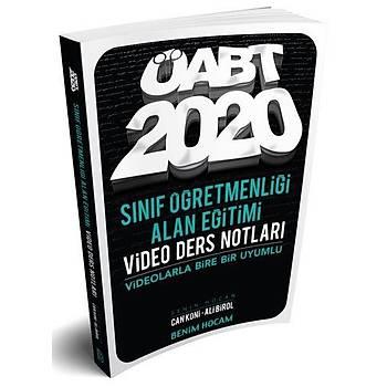 Benim Hocam Yayýnlarý 2020 ÖABT Sýnýf Öðretmenliði Alan Eðitimi Video Ders Notlarý Can Köni